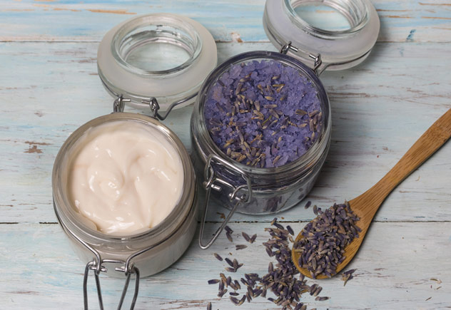 Lavender Message